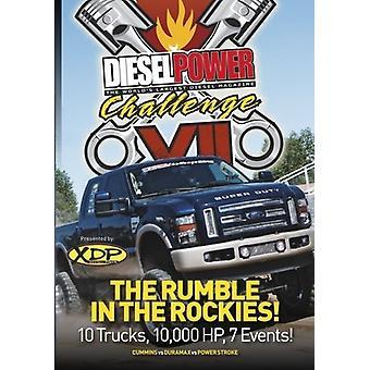 Diesel Power Challenge VII [DVD] USA importerer