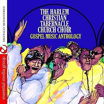Harlem Christian Tabernakel Kirchenchor - Evangelium-Musik-Anthologie: The Harlem Christian Taber [CD] USA import