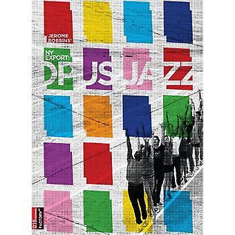 NY eksport: Opus Jazz [DVD] USA importerer