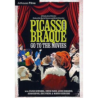 Importación de Picasso y Braque ir a los E.e.u.u. películas [DVD]