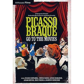 Picasso & Braque gå till filmer [DVD] USA import