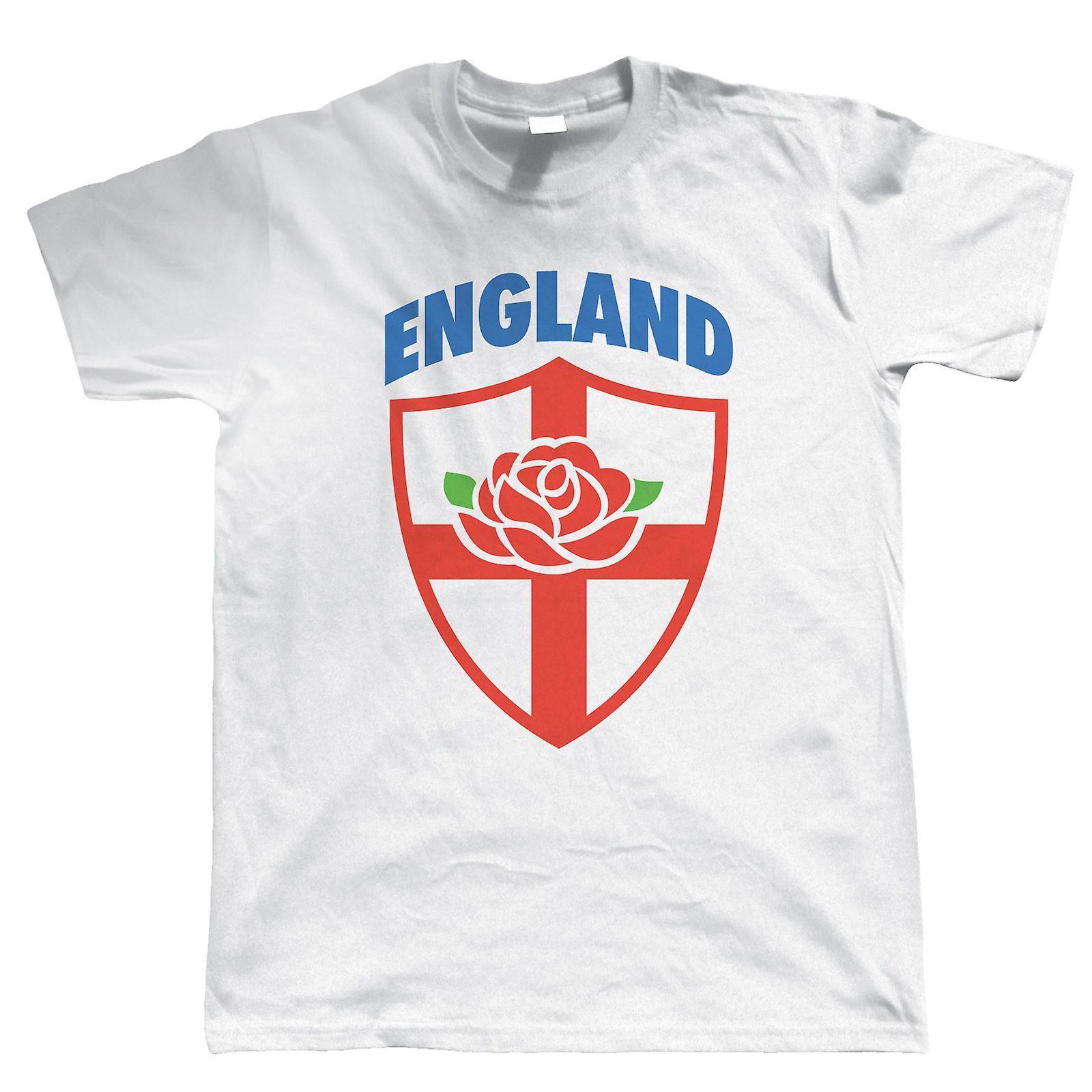 england rugby herren t shirt fruugo. Black Bedroom Furniture Sets. Home Design Ideas