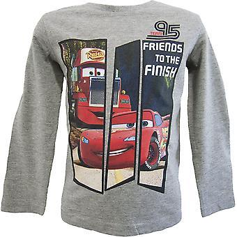 Disney biler gutter lang ermet topp