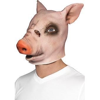 Gris maske maske gris Schweinemaske