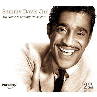 Sammy Davis Jr. - mit navn er Sammy Davis Jr. [CD] USA import