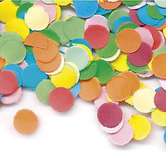 Confete colorido 1kg decoração partido Partydeko retardante de chama