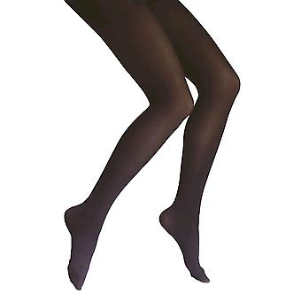 Solidea Red Wellness 140 Opaque Support Tights FIR Technology [Style 799A4] Moka (Dark Brown)  XXL