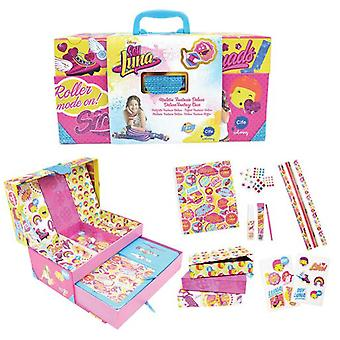 Cife Case Fantasy Moon'm Sequin Art (Toys , School Zone , Drawing And Color)