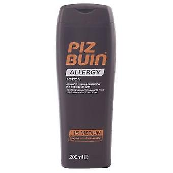Piz Buin Allergy Lotion (F15) (Cosmetics , Body  , Sun protection)