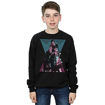 Paul Weller Boys Sights Photo Sweatshirt