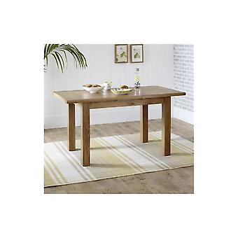 Birlea Malvern Small Extending Dining Table Oak