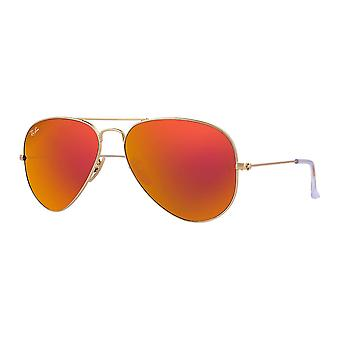 Zonnebrillen Ray - Ban Aviator grote RB3025 58 112/69