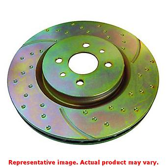 EBC rotorer - GD Sport GD7087 passar: ACURA | | 2001-2003 CL Position: Fron