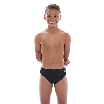 Zoggs Boys Swimming Trunks Cottesloe Racer Black for 1-6 Years Children