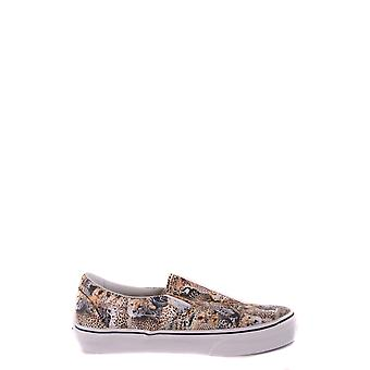 Vans ladies MCBI306107O multicolour fabric slip on sneakers