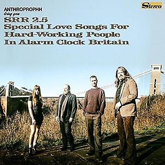 Anthroprophh - Special Love Songs for Hardworking People in Alarm [Vinyl] USA import