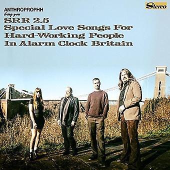 Anthroprophh - særlige Love Songs for hårdtarbejdende mennesker i Alarm [Vinyl] USA import