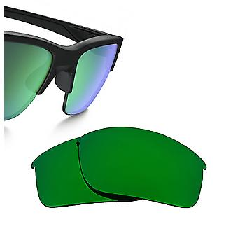 Best SEEK Polarized Replacement Lenses for Oakley THINLINK Green Mirror
