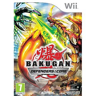 Bakugan Battle Brawlers Defender of the Core (Wii)