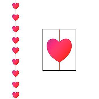 Hjertet Stringer hængende dekorationer
