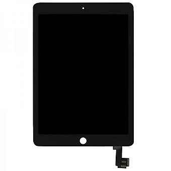 Display unit display LCD touch screen for Apple iPad air 2 completely black