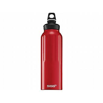 Sigg Wide Mouth Traveller (Red 1.5L)