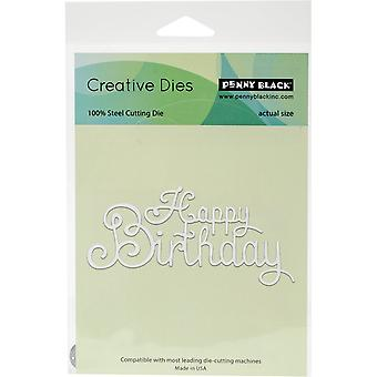 Penny Black Creative Dies-Your Day, 4.25