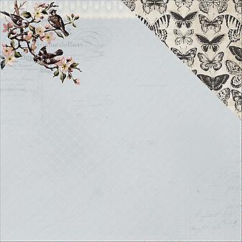 Romantique Double-Sided Cardstock 12