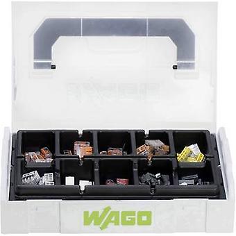 WAGO 887-950 Connector clip set flexible: 0.14-6 mm² rigid: 0.2-6 mm² 1 Set