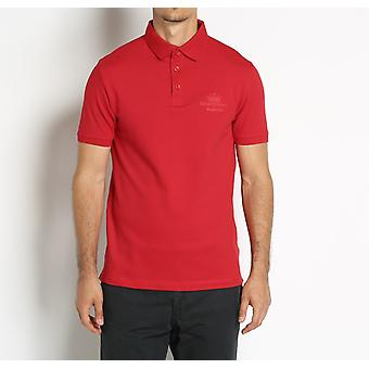 Short sleeves polo Red APAC001 Cesare Paciotti Man