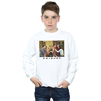 Friends Boys Group Photo Apartment Sweatshirt