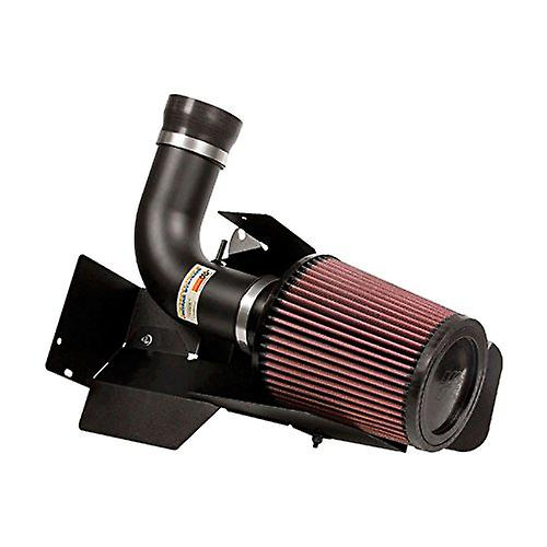 K&N 69-9756TFK 69 Series Typhoon noir Electronically Tuned Intake System