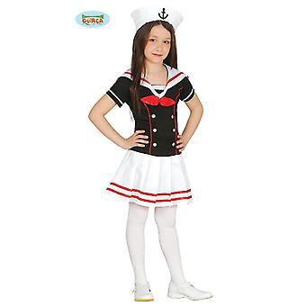 Guirca sailor costume for girls sailor dress girl costume, sailor girl sailor
