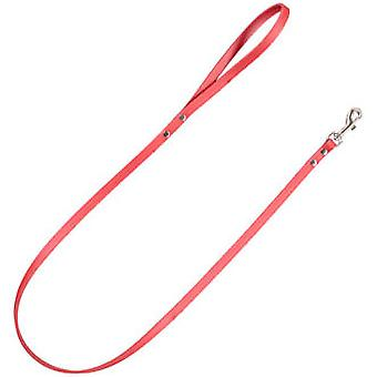 Arppe Red Leather Strap Amazone (Dogs , Collars, Leads and Harnesses , Leads)