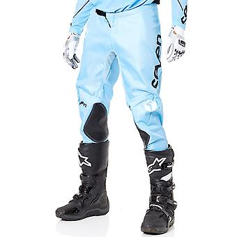 Seven MX Blue-Black 2019 Annex Exo MX Pant