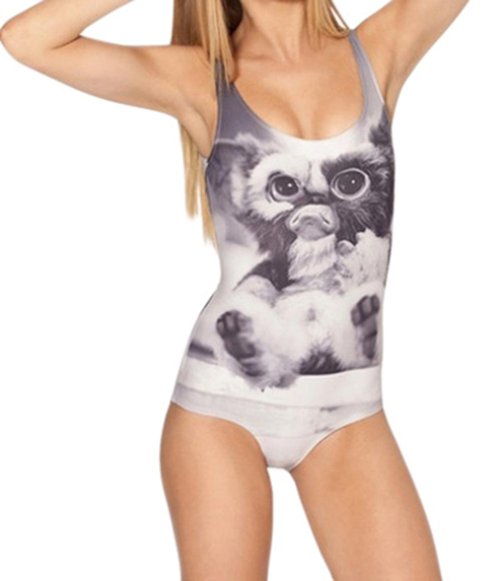 Waooh - Swimsuit Printed Gremlins