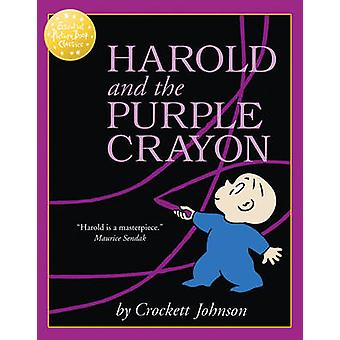 Harold and the Purple Crayon by Crockett Johnson - 9780007464371 Book
