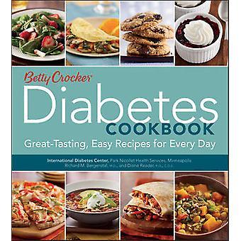 Betty Crocker Diabetes Cookbook - Great-tasting - Easy Recipes for Eve