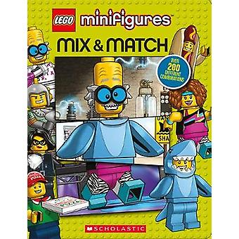 LEGO Minifigures - Mix and Match by LEGO Minifigures - Mix and Match -