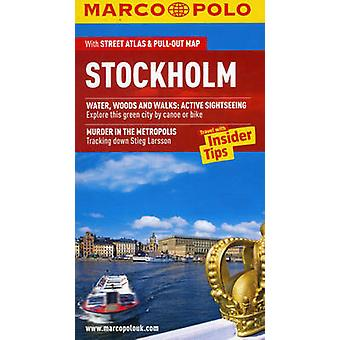 Stockholm Marco Polo Guide by Marco Polo - 9783829706780 Book