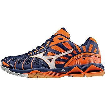 Mizuno Wave Tornado X V1GA161273 universele alle jaar mannen schoenen