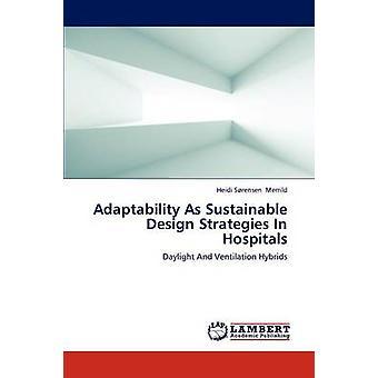 Anpassungsfähigkeit als nachhaltige Designstrategien in Krankenhäusern