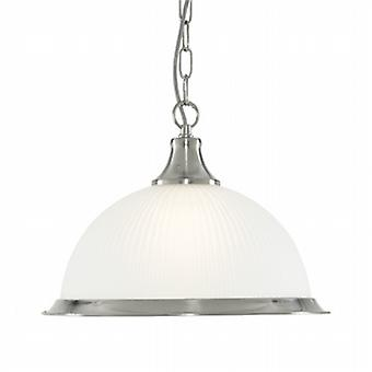 Searchlight 1044 American Diner Modern Pendant Ceiling Light