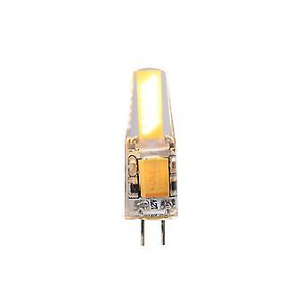Lucide lampadina LED G4 forma: Tondo metallo bianco lampadina LED