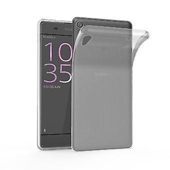 Cadorabo case for Sony Xperia X - Mobile cover from TPU silicone in the ultra slim 'AIR' design - silicone case cover soft back cover case bumper