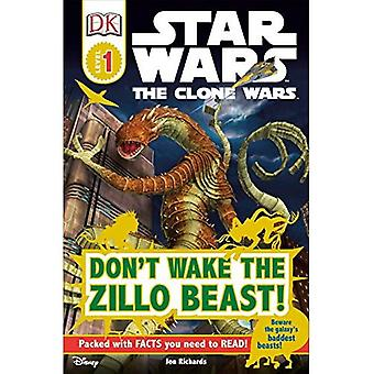 Star Wars: The Clone Wars: Don't Wake the Zillo Beast! (DK Reader - Level Pre1