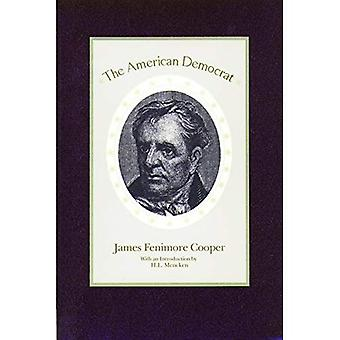 [ THE AMERICAN DEMOCRAT BY COOPER, JAMES FENIMORE](AUTHOR)PAPERBACK