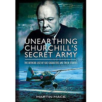 Unearthing Churchills geheime Armee: die offizielle Liste der SOE-Opfer und ihre Geschichten