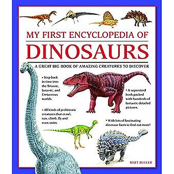 My First Encylopedia of Dinosaurs: A First Encyclopedia with Supersize Pictures