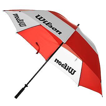 Wilson Unisex doble cubierta paraguas de Golf
